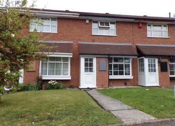 Thumbnail 2 bedroom terraced house for sale in Schoolhouse Close, Kings Norton, Birmingham, West Midlands