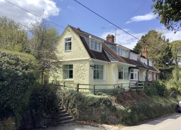 Thumbnail Semi-detached house for sale in High Street, Ogbourne St George, Marlborough