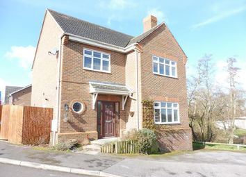 Thumbnail 5 bed detached house for sale in Cuckmere Close, Hailsham