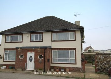 Thumbnail 3 bed flat for sale in Coast Road, Bacton, Norwich