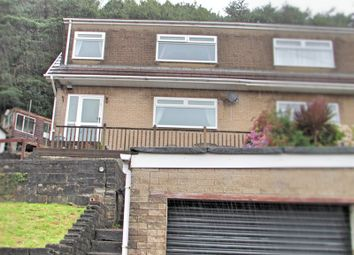 Thumbnail 3 bed semi-detached house for sale in Lucy Road, Neath, Neath Port Talbot.