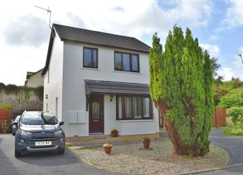 Thumbnail 3 bed detached house for sale in Two Penny Hay Close, Pembroke, Pembrokeshire