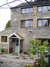Thumbnail 3 bed end terrace house to rent in Paddock Road, Kirkburton, Huddersfield