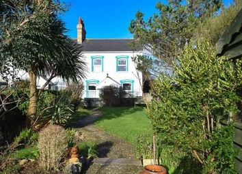 Thumbnail 3 bed end terrace house to rent in Mount View Terrace, Marazion