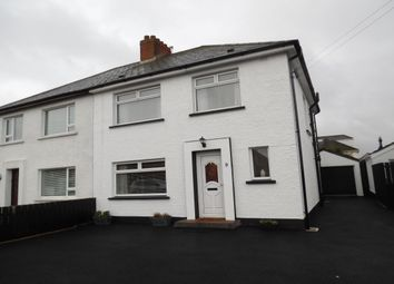 Thumbnail 3 bedroom semi-detached house to rent in Burneys Lane, Newtownabbey