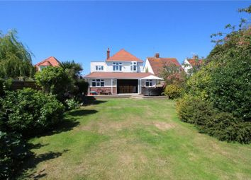 Thumbnail 4 bedroom detached house for sale in Littlehampton Road, Tarring, Worthing