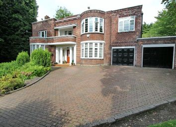 Thumbnail 6 bed detached house for sale in Sedgley Park Road, Prestwich, Manchester