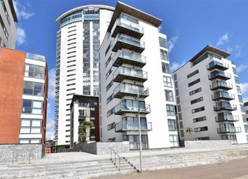 Thumbnail 3 bedroom flat for sale in Trawler Road, Maritime Quarter, Swansea