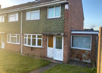 3 bed terraced house to rent in Sydney Close, West Bromwich B70