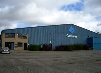 Thumbnail Light industrial for sale in Factory Premises Arrol Road, Wester Gourdie Industrial Estate, Dundee