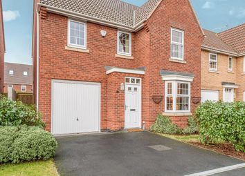Thumbnail 4 bed detached house for sale in Magellan Way, Derby