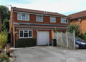 Thumbnail 3 bed semi-detached house for sale in Cannons Gate, Clevedon