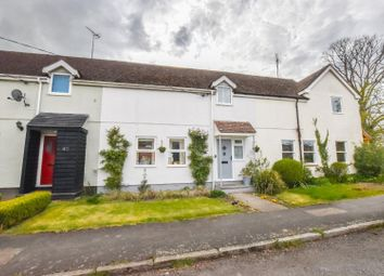 Thumbnail 3 bed terraced house for sale in Vicarage Road, Finchingfield, Essex
