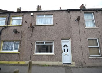 Thumbnail 2 bed terraced house for sale in Ellenborough Old Road, Maryport