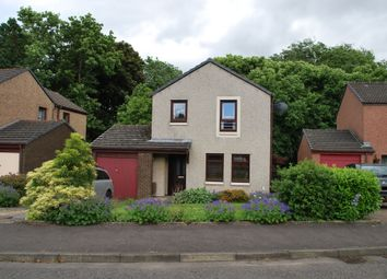 Thumbnail 3 bed detached house for sale in Arns Grove, Alloa
