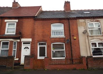 Thumbnail 2 bed terraced house to rent in Grove Road, Nuneaton