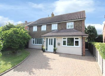 Thumbnail 5 bed detached house for sale in Canterbury Road, Ashford, Kent