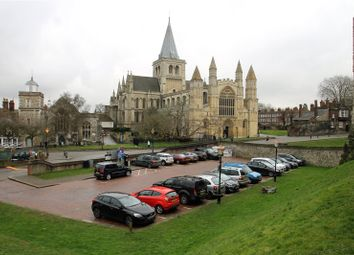 Thumbnail 2 bed flat for sale in Castle View Mews, Castle Hill, Rochester, Kent