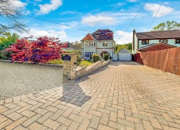 Thumbnail 6 bed detached house for sale in Upper Widhill Lane, Blunsdon, Wiltshire
