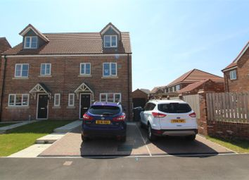 Thumbnail 4 bed semi-detached house for sale in Bounty Drive, Kingswood, Hull