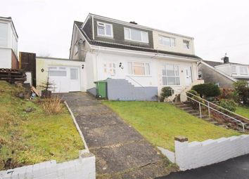 3 bed semi-detached bungalow for sale in Conway Close, Glyncoch, Pontypridd CF37