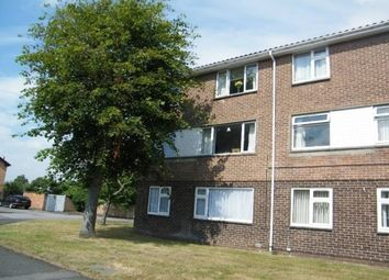 Thumbnail 2 bed flat to rent in Butler Close, Nottingham