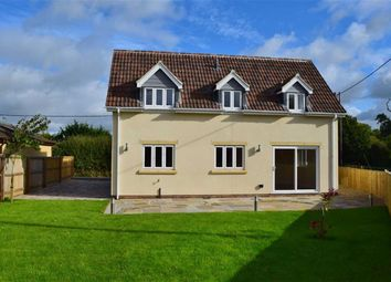 Thumbnail 4 bedroom detached house for sale in Plough Lane, Kington Langley, Chippenham, Wiltshire