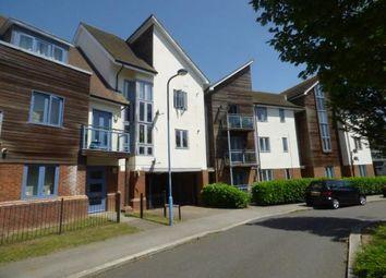 Thumbnail 2 bed flat for sale in Cavan Way, Broughton, Milton Keynes, Bucks
