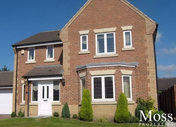 Thumbnail 4 bed detached house to rent in Apple Tree Way, Bawtry Road, Doncaster