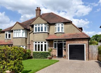 Thumbnail 4 bed semi-detached house for sale in Pickhurst Park, Bromley