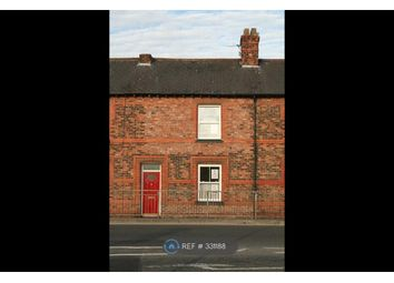 Thumbnail 2 bed terraced house to rent in Wilderspool Causeway, Warrington