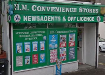 Thumbnail Retail premises for sale in Rhondda Street, Mount Pleasant, Swansea
