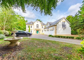 Thumbnail 8 bed detached house for sale in Friary Road, Ascot, Berkshire