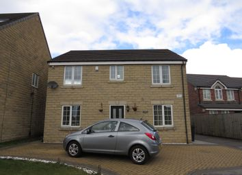 Thumbnail 4 bed detached house for sale in Newhall Gardens, Bradford