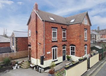 Thumbnail 5 bedroom detached house for sale in Wellington Court, Belper, Derbyshire