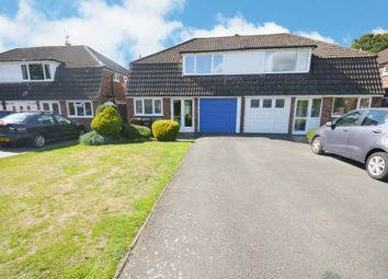 Thumbnail 3 bedroom semi-detached house for sale in Bronte Close, Shirley, Solihull