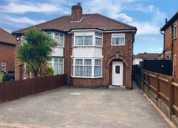 Thumbnail 3 bed semi-detached house for sale in Pear Tree Crescent, Pear Tree, Derby