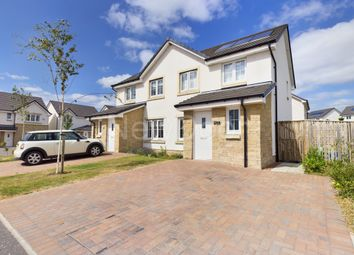Thumbnail 3 bed semi-detached house for sale in Durness Avenue, Bishopton
