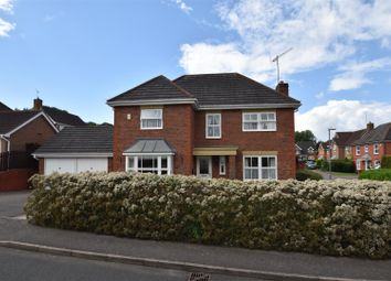 Thumbnail 4 bedroom detached house for sale in Dockeray Avenue, Warndon, Worcester