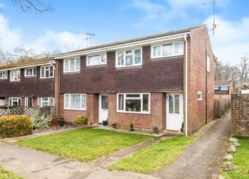 Thumbnail 3 bed end terrace house for sale in Milford, Godalming, Surrey