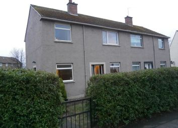 Thumbnail 3 bed semi-detached house to rent in Langlaw Road, Mayfield, Dalkeith