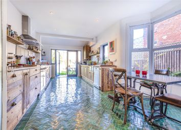 5 bed terraced house for sale in Hampden Road, London N8