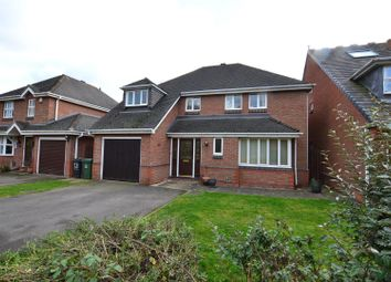Thumbnail 4 bed detached house for sale in Whatton Oaks, Rothley, Leicestershire