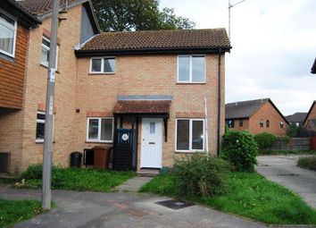 Thumbnail 1 bed terraced house to rent in Compton Close, Chatham