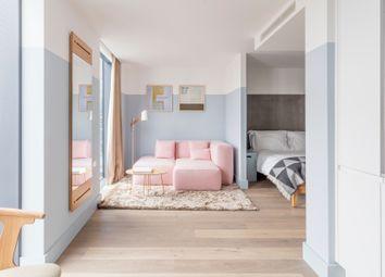 Thumbnail Serviced flat to rent in Leman Street, London