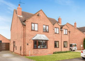 Thumbnail 3 bedroom semi-detached house for sale in Coach House Garth, Barmby Moor, York
