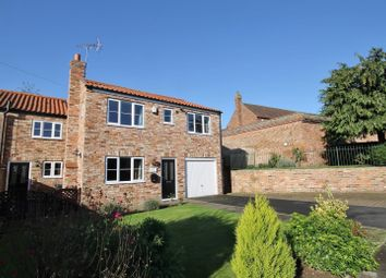 Thumbnail 4 bed link-detached house to rent in Hall Lane, Brafferton, York
