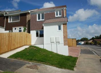 Thumbnail 3 bed detached house to rent in Manor Way, Helston