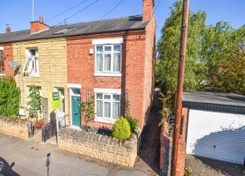 Thumbnail 3 bedroom end terrace house for sale in West Avenue, West Bridgford, Nottingham