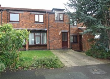 Thumbnail 2 bed terraced house to rent in Foxwist Close, Chester, Cheshire